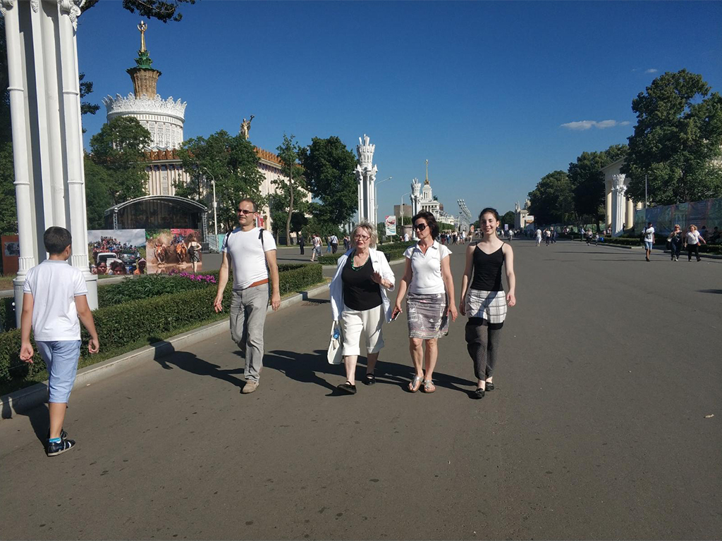 Intensive Russian language in RUDN-university